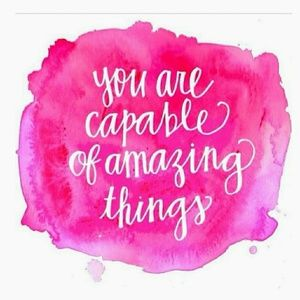 Encouraging Words..